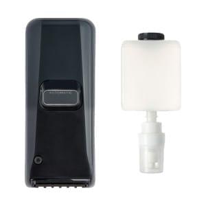 Fikes Touch-Free Sanitizer & Soap Dispenser