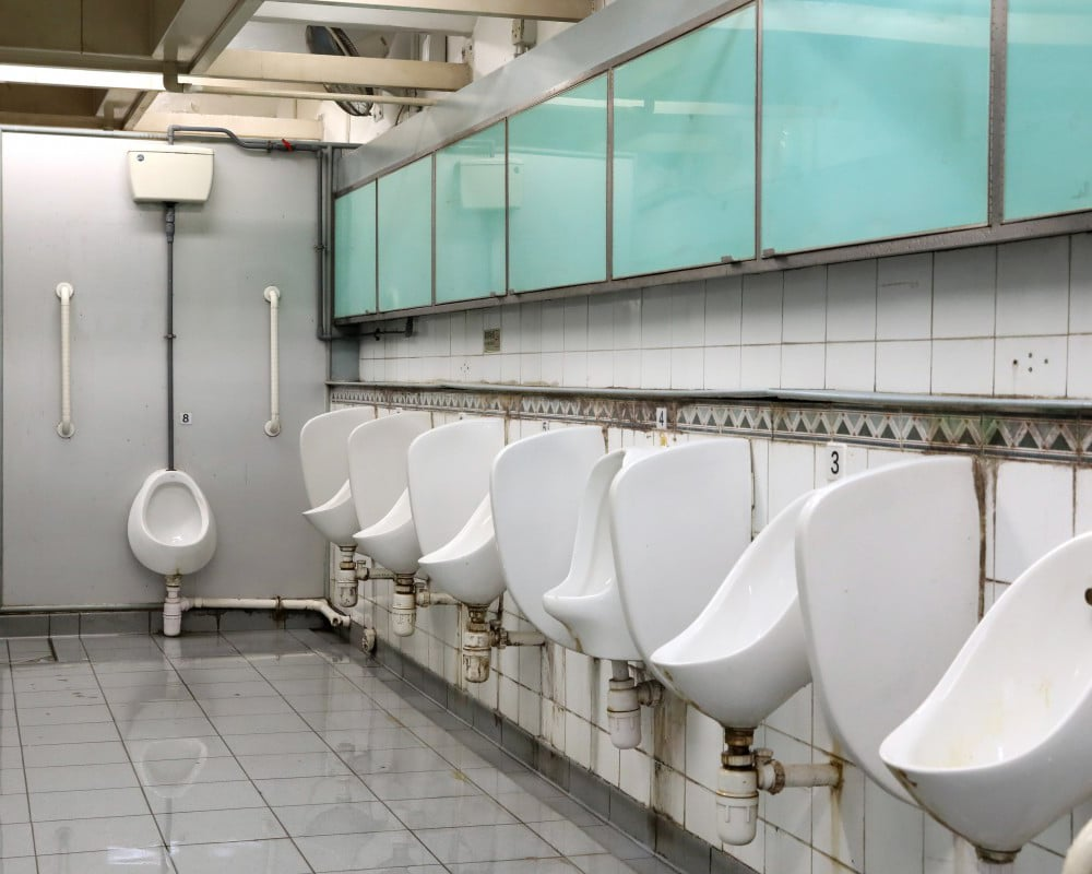 Commercial Restroom Sanitation & Cleaning | Janitorial Services