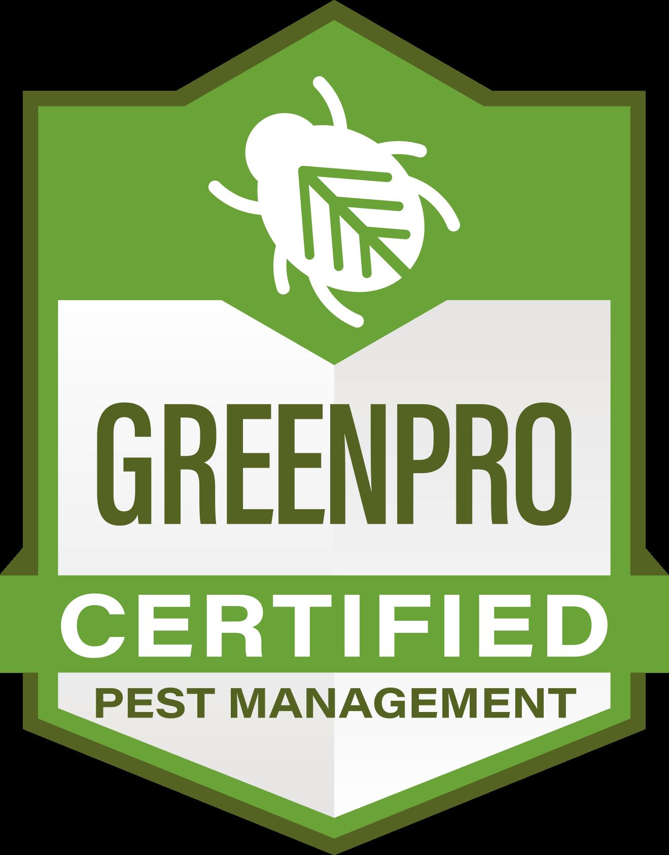 Greenpro Certified